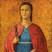 Św. Apolonia - patronka lekarzy dentystów