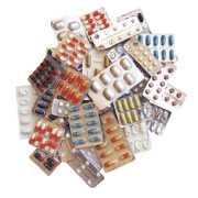 Leki na śmietniku