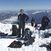 Wyprawa na Mont Blanc (fot. B. Opatowicz)