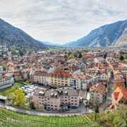 Szwajcaria...Z wizytą u Romanów