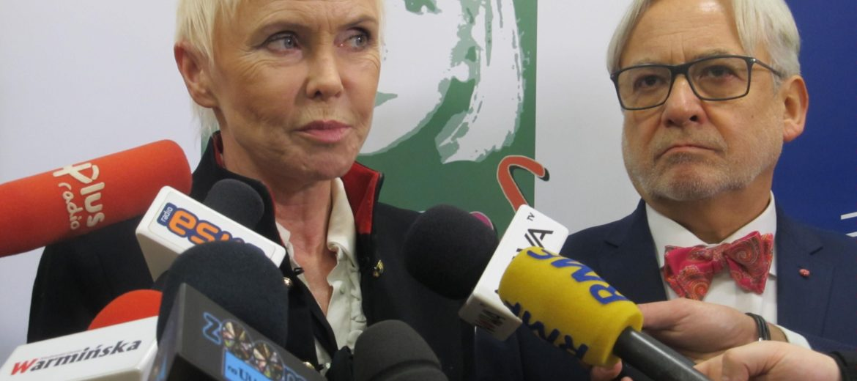 Ewa Błaszczyk, Wojciech Maksymowicz, Klinika Budzik
