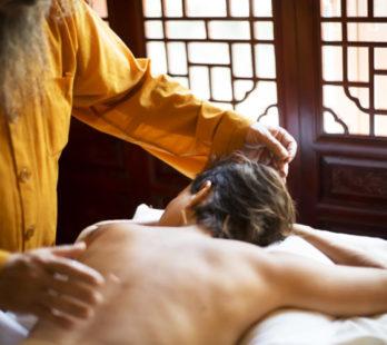 masaż tajski