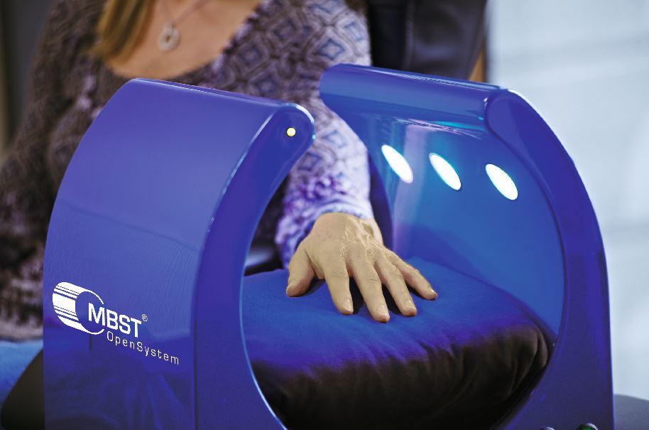 Urządzenie do terapii MBST_OpenSystem350