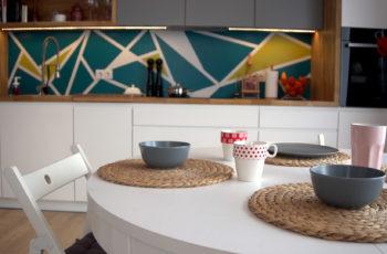 Znaczenie kolorów - kolory w kuchni