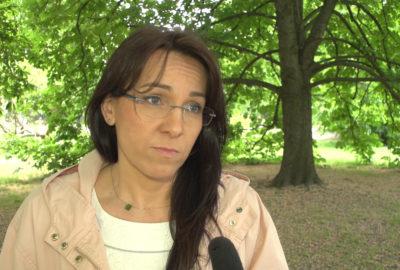 Barbara Pepke, prezes Fundacji Gwiazda Nadziei.