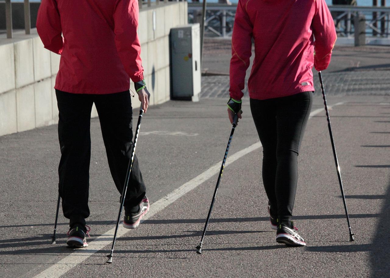 leczenie pochp - nordic-walking
