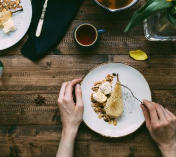 Zdrowa dieta - minimalizm na talerzu
