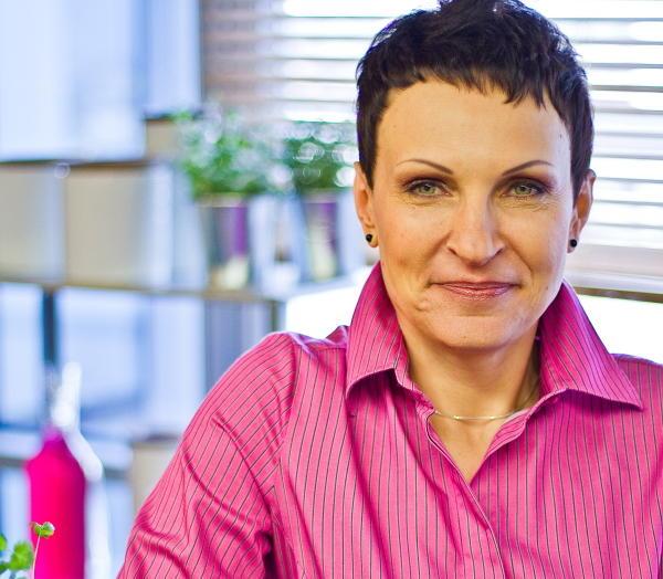 ekspert programu Zdrowe Tluszcze_mgr inz Iwonna Niegowska