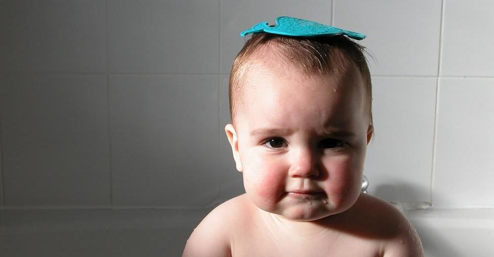 Kąpiel dziecka - podstawa pielęgnacji