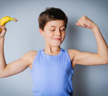 Nawyki żywieniowe dzieci - jak je zmienic?