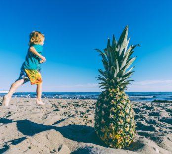 Owoce dla dzieci - dieta dziecka